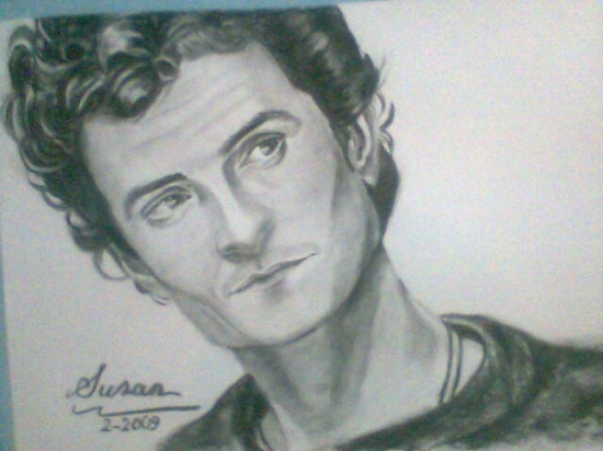 Orlando Bloom by SuzyBlooms